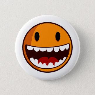 Pin's Smiley étrange