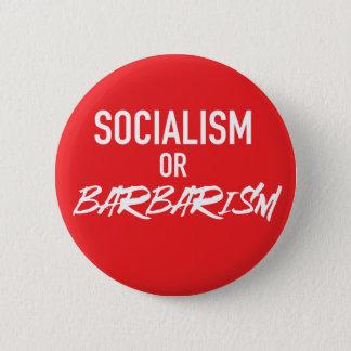 Pin's Socialisme ou barbarie