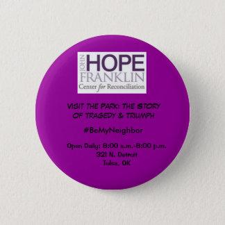 Pin's Soyez mon bouton de parc du voisin JHFCR