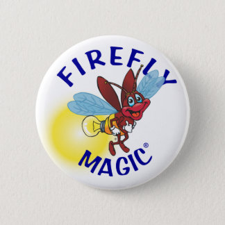 "Pin's ""Sparky"" le bouton de luciole"