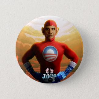 Pin's Super héros de Barack