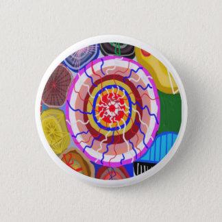Pin's Surya Chakra - énergie de source de Sun