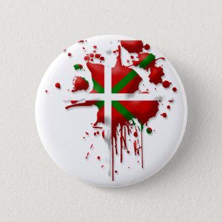 Pin's tâche drapeau Basque Euskadi