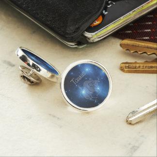 Pin's Taureau transparent