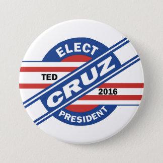 Pin's Ted Cruz pour le président