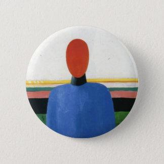 Pin's Torse femelle par Kazimir Malevich