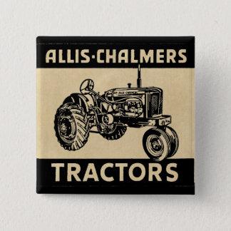 Pin's Tracteur vintage de ferme