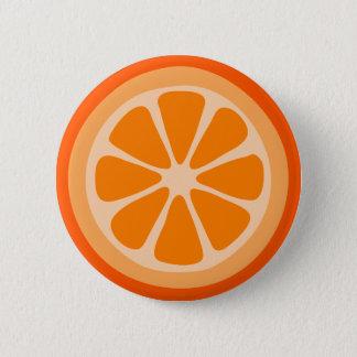 Pin's Tranche orange