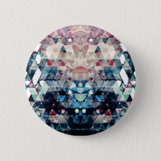 Pin's Triangles abstraites colorées
