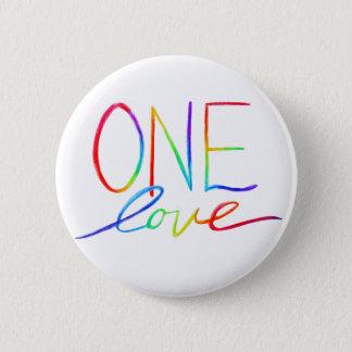 Pin's Un arc-en-ciel inspiré d'amour exprime des boutons