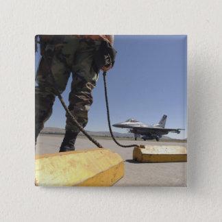 Pin's Un chef d'équipe de l'Armée de l'Air d'USA