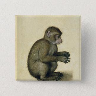 Pin's Un singe