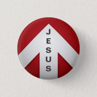 Pin's Une manière - Jésus