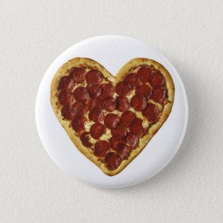 "Pin's Une ""pizza"" mon coeur"