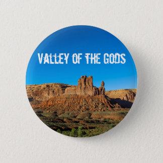 Pin's Vallée de la butte de cieux bleus de dieux