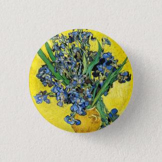 Pin's Van Gogh irise le bouton