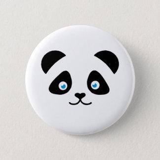Pin's visage d'ours panda