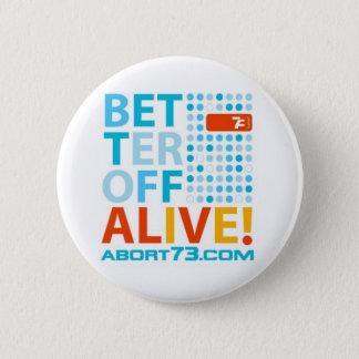 Pin's Vivant plus aisé ! /Abort73.com