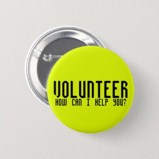 Pin's Volontaire d'événement