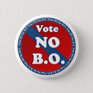 Pin's Votez non pour B.O.