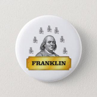Pin's voûte de presse de Franklin