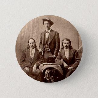 Pin's Wild Bill Hickok - le Texas Jack - Buffalo Bill