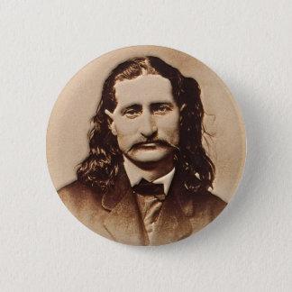 Pin's Wild Bill Hickok peignant le portrait