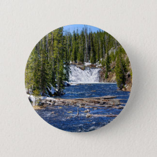 Pin's Yellowstone Wyoming