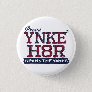 PIN'S YNKEE H8R