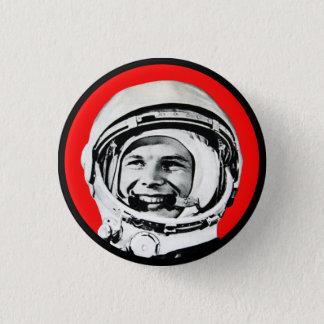 Pin's Yuri Gagarin - héros et cosmonaute soviétiques