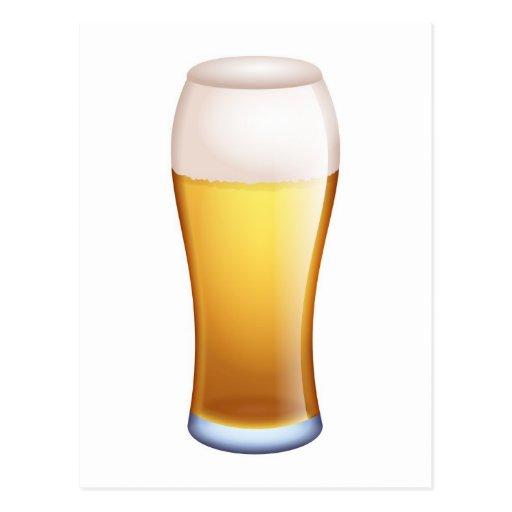 Pinte de bi re anglaise carte postale zazzle - Pinte de biere en ml ...