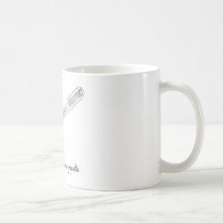 Pipette d'Une de Pas de Ceci N'est Mug