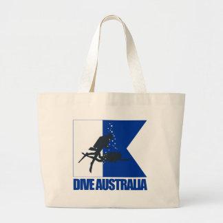 Piqué Australie Grand Sac