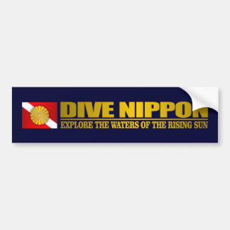Piqué Nippon Autocollant De Voiture
