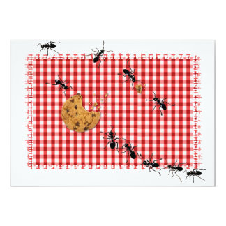 Invitations pique nique fourmis faire part pique nique for Pique nique 78