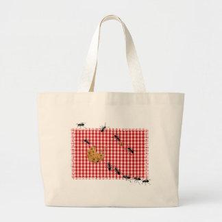 Pique-nique de fourmi grand sac