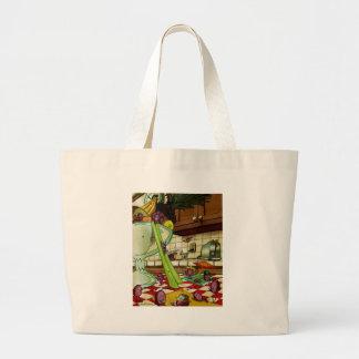 Pique-nique de fruit grand sac
