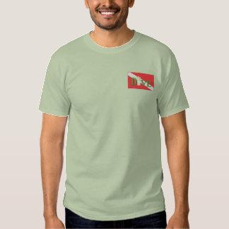 Piqué T-shirt Brodé