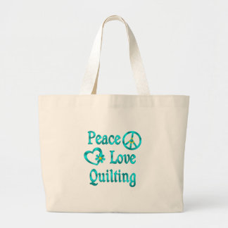 Piquer d'amour de paix grand sac