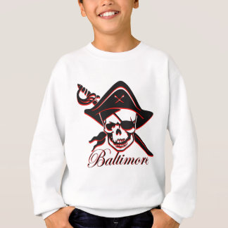 Pirate de Balt Sweatshirt