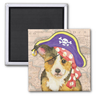 Pirate de corgi de Gallois Aimant