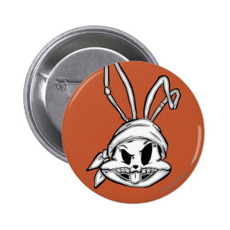 Pirate de ™ de BUGS BUNNY Badges