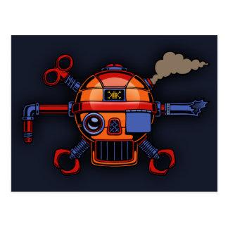 Pirate de Robo II Carte Postale