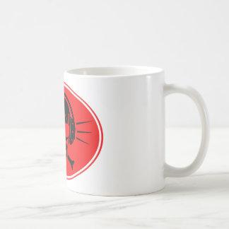 Pirate musique mug