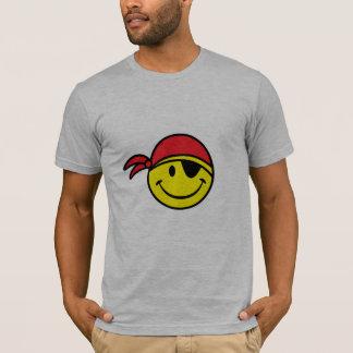 Pirate souriant mignon t-shirt