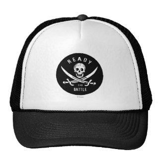 Pirates du 5 % des Caraïbes pipe% prêt pour la Casquettes De Camionneur
