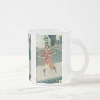 Pirates vintages, capitaine Keitt par Howard Pyle Tasse Givré