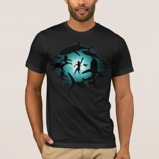 Piscine de requin t-shirt