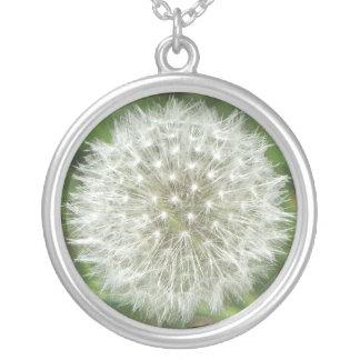 Pissenlit Seedhead Collier