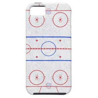 Piste de hockey sur glace